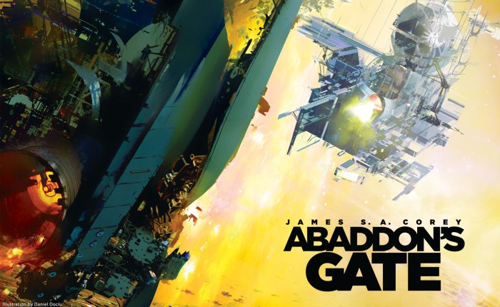 Abaddon's Gate (The Expanse Book 3) – TwoMorePages Book Review