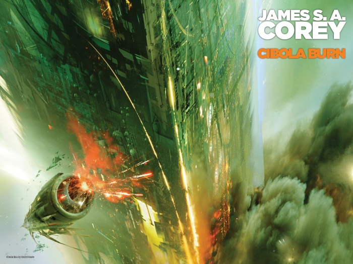 Cibola Burn (The Expanse Book 4) – TwoMorePages Review