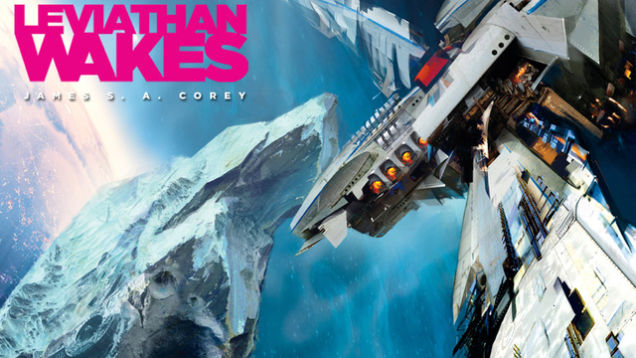 Leviathan Wakes (The Expanse Book 1) – TwoMorePages Book Review