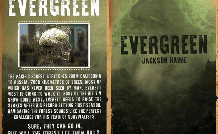 Evergreen – TwoMorePages Book Review