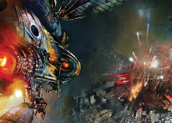 Nemesis Games (The Expanse Book 5) – TwoMorePages Book Review