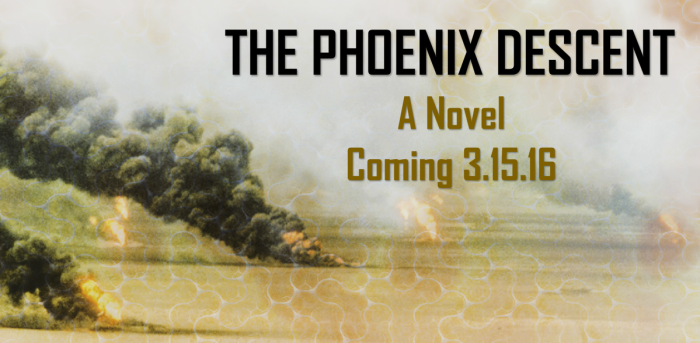 The Phoenix Descent – TwoMorePages Book Review