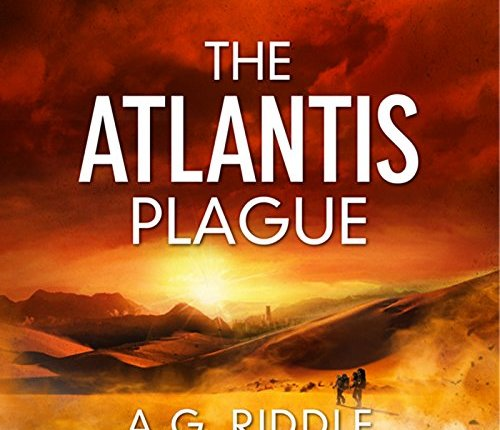 The Atlantis Plague – TwoMorePages BookReview