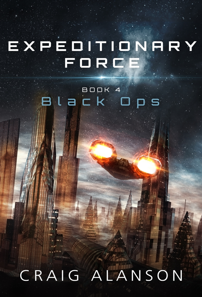 Black Ops (Expeditionary Force Book 4) – TwoMorePages Book Review