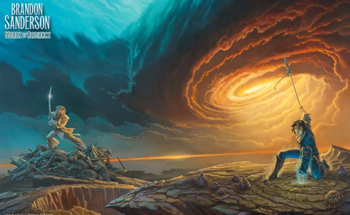 The Words of Radiance – TwoMorePages Book Review