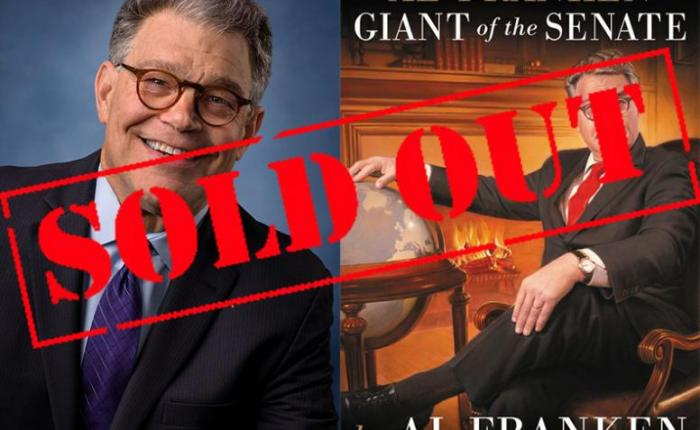 Al Franken, Giant of the Senate – TwoMorePages Book Review