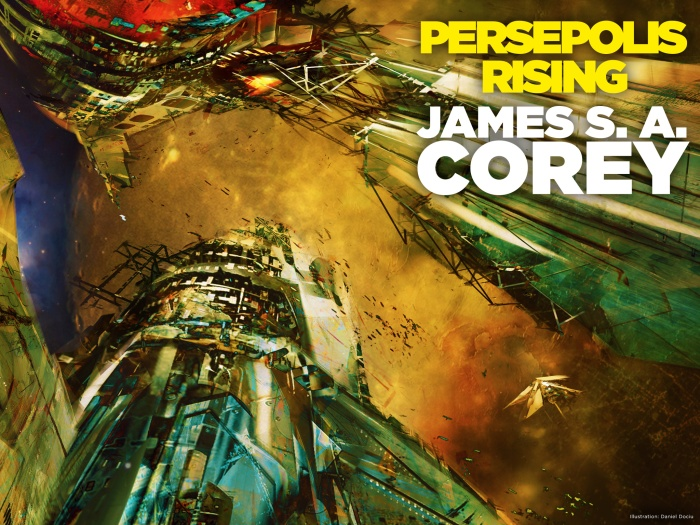 Persepolis Rising – TwoMorePages Book Review