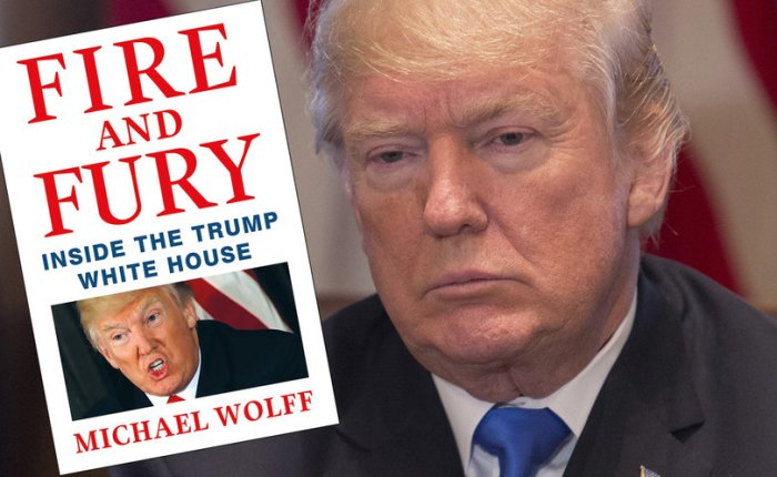 Fire and Fury: Inside the Trump White House – TwoMorePages Book Review