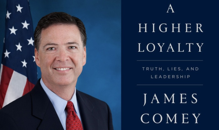A Higher Loyalty by James Comey – TwoMorePages BookReview
