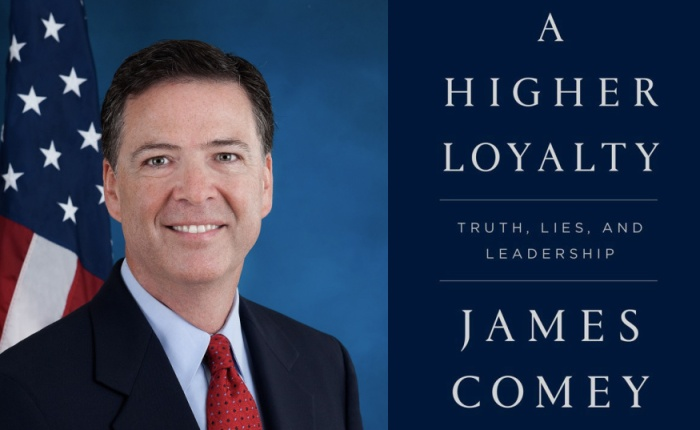 A Higher Loyalty by James Comey – TwoMorePages Book Review