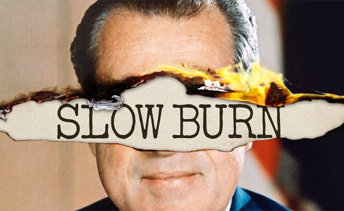 Slate's Slow Burn – TwoMorePages Podcast Review