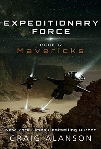 Mavericks (Expeditionary Force Book 6) – TwoMorePages Book Review