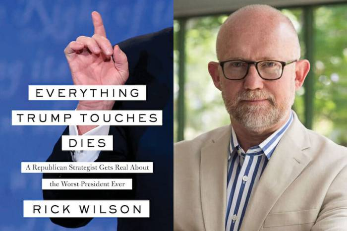 Everything Trump Touches Dies – TwoMorePages Book Review